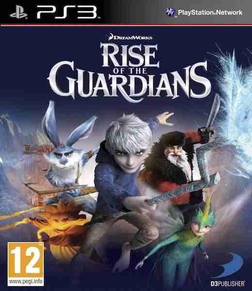 Descargar Rise Of The Guardians [MULTI][Region Free][FW 4.3x][DUPLEX] por Torrent